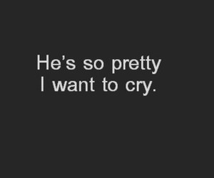 cry, boy, and pretty image