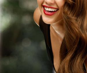 jessica alba, beautiful, and hair image