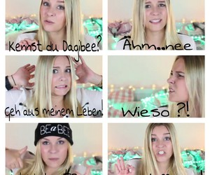 blonde, be a bee, and dagibee image
