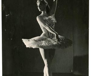 ballerina, ballet, and moira shearer image