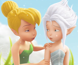 care, disney, and tinkerbell image