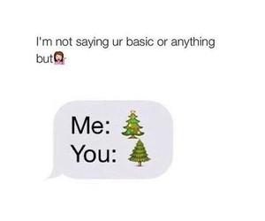 christmas, funny, and me image