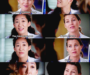 hug, smile, and grey's anatomy image