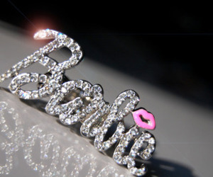 barbie, pink, and lips image