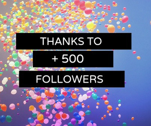 500 and followers image