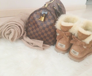 uggs, winter, and cute image