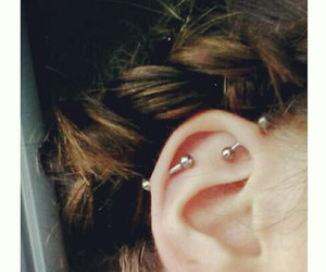 beautiful, ear, and industrial image