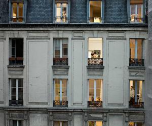 house, building, and paris image