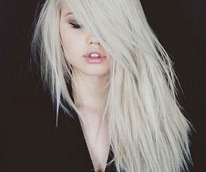 american, hair, and blonde image