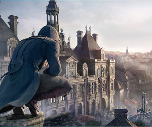 paris, ac, and assassin's creed image