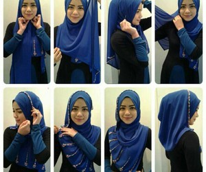 hijab, shawl, and sweet! image