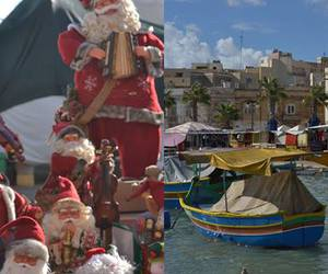 christmas, port, and ship image