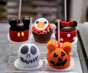 Halloween, food, and disney image