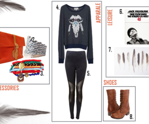 fashion and feather image