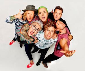 mcbusted, McFly, and danny jones image