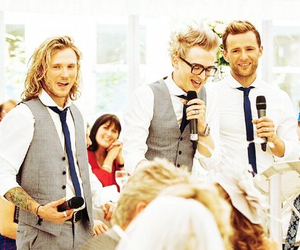 harry judd, McFly, and tom fletcher image