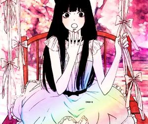anime, kimi ni todoke, and kawaii image