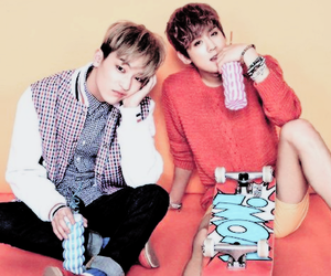chunji, l.joe, and teen top image