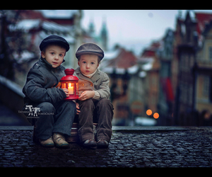 boys, brothers, and kids image