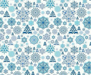 christmas, snow, and blue image