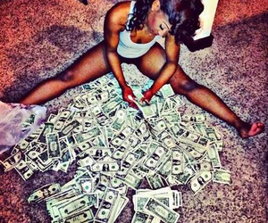 dollars, grind, and money image