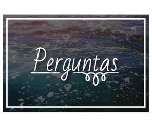 plaquinhas and perguntas image