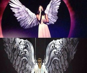 angels, forever, and jelena image