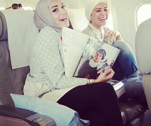 hijab and hijabi image