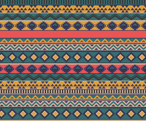 aztec, colorful, and nice image