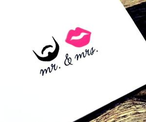 love and mr & mrs image