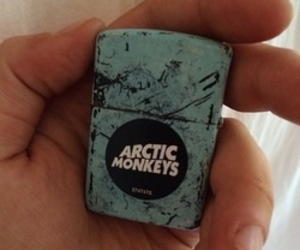 arctic monkeys, lighter, and grunge image