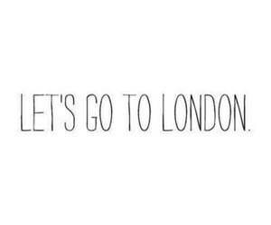 go, so happy, and london image