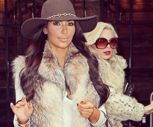 kim kardashian, luxury, and style image