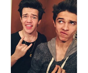 brent rivera, aaron carpenter, and magcon boys image