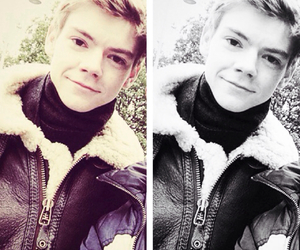 boy, thomas sangster, and thomas brodie sangster image