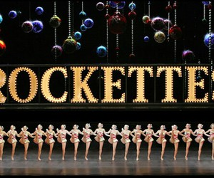 dance, nyc, and rockettes image