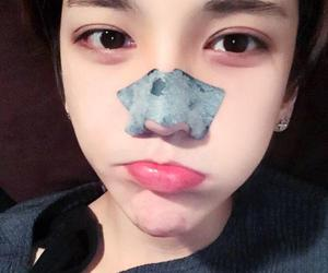 lips, pretty boy, and ulzzang image
