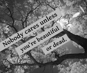 beautiful, dead, and quotes image