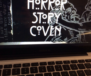 coven, netflix, and ahs image