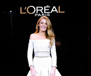 beautiful, l'oreal, and blake lively image