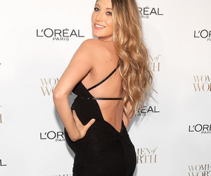 blake lively, beauty, and dress image