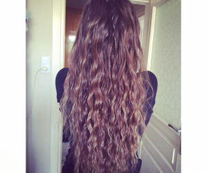 beautiful, hair, and sweet image