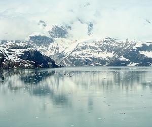 amazing, landscape, and snow image