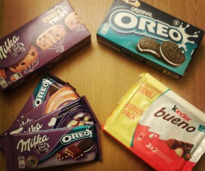 chocolate, oreo, and sweets image