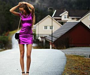 fashion, dress, and kristine ullebo image