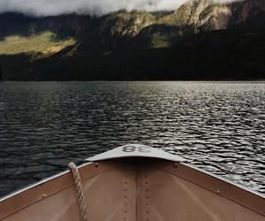 adventure, wanderlust, and mountain image
