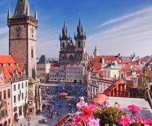 czech republic, prague, and good friends image