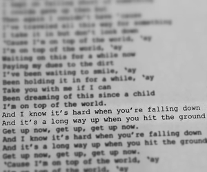 falling, hard, and inspire image