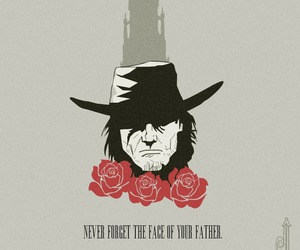 Stephen King and the dark tower image