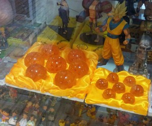 action figures, dragonball, and dragonball z image